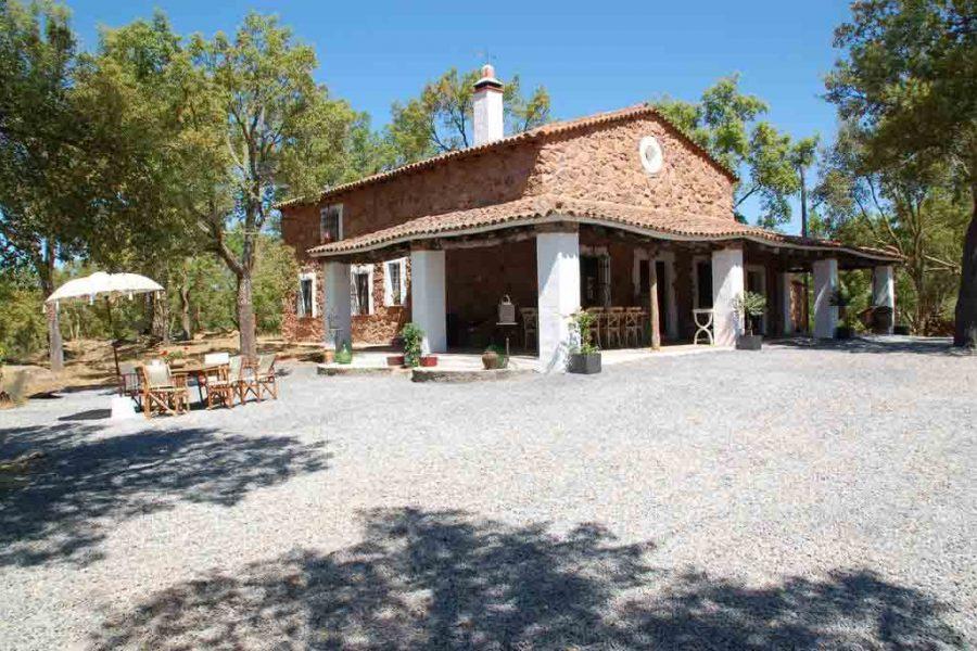 บ้านเช่า – Valle del Arroyo Casas Rurales