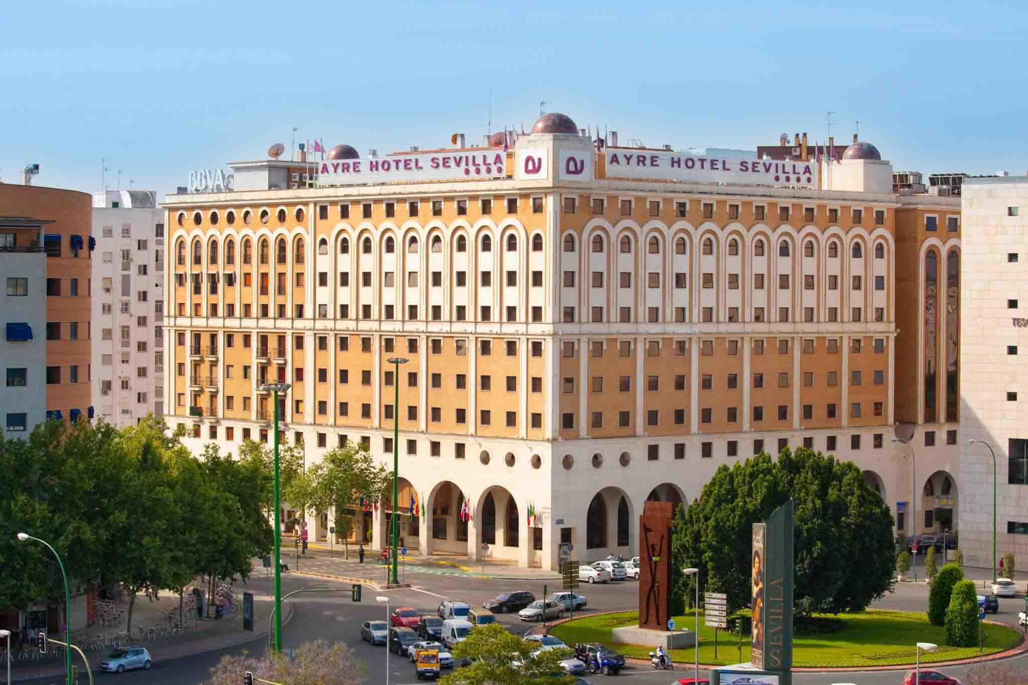 Ayre_Hotel_Sevilla_view
