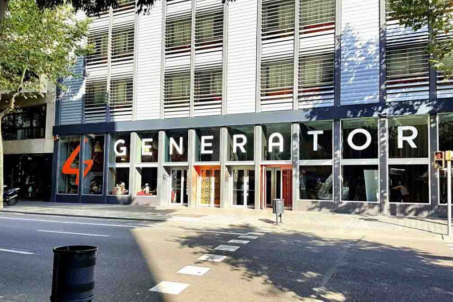 อพาร์ทเม้นท์ – Generator Hostel Barcelona